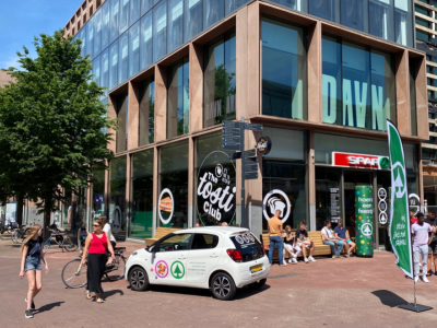 SPAR neemt The Tosti Club over