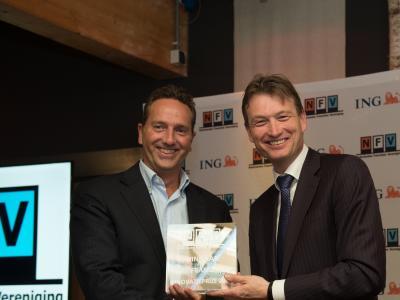 fit 20 wint NFV Innovatieprijs