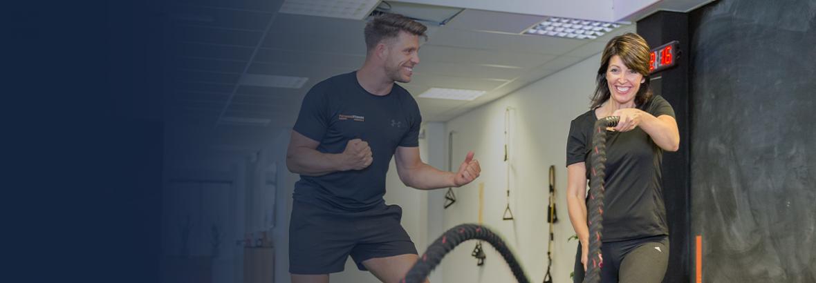 Personal Fitness Nederland franchise