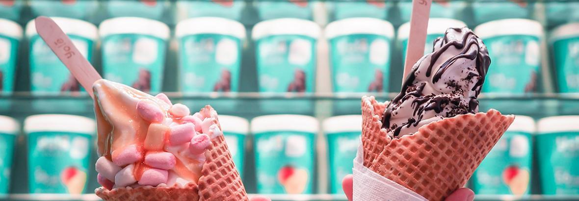 Yolé Ice Cream no sugar added