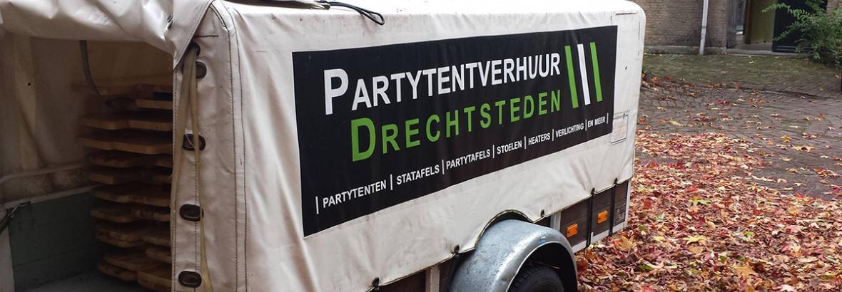 Partytentverhuur Nederland