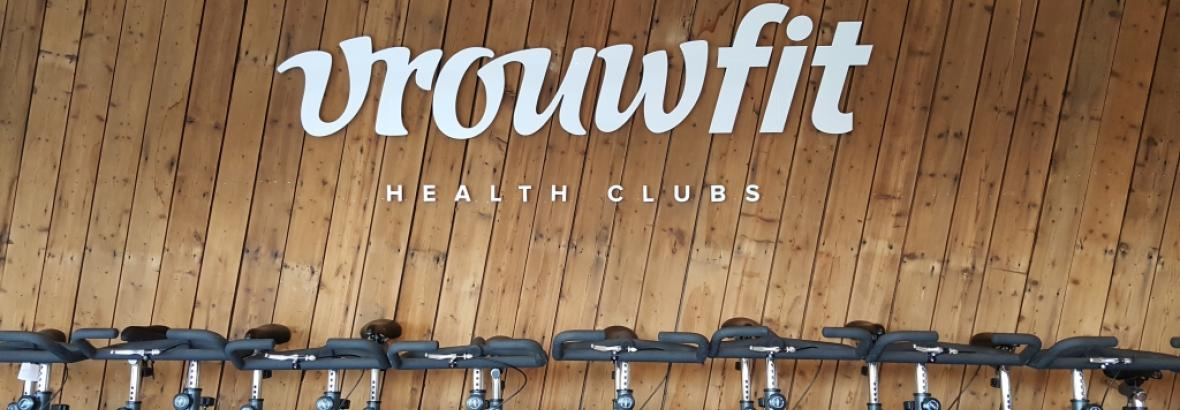 Vrouwfit franchise