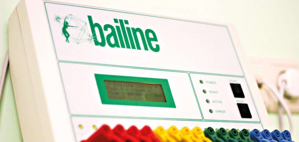 Mensen helpen gezond te leven met Bailine