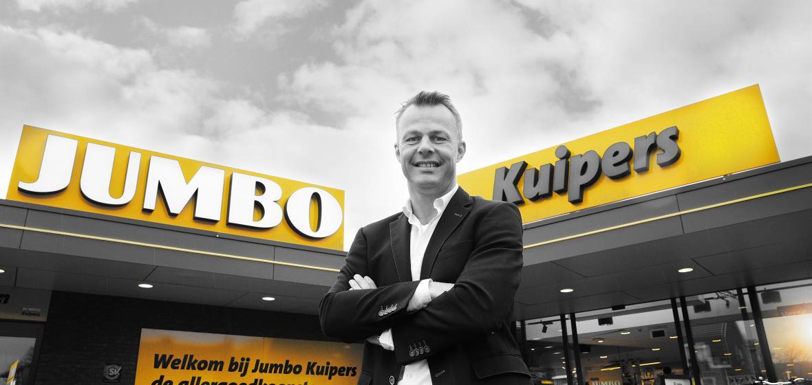 De winnende teams van Björn Kuipers