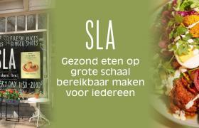SLA is klaar om verder te groeien via franchise